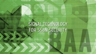 BAA for SSBN Nuclear Submarine Security