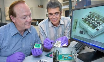 Brookhaven Scientists Develop GammaScout Detector