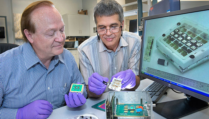 Brookhaven Scientists Develop GammaScout Detector