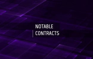 Notable CBRN and IED/Explosives Contract Awards