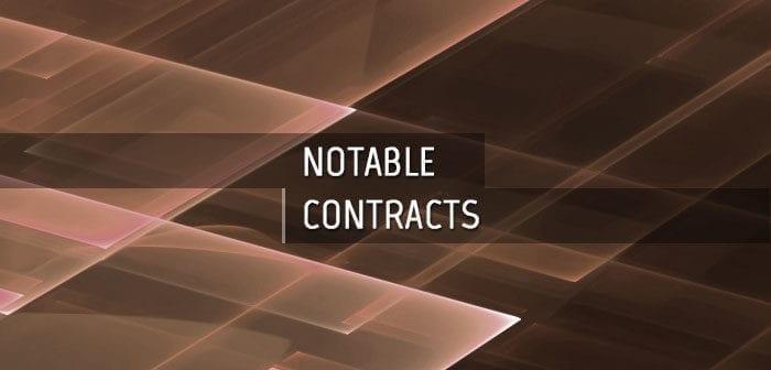 CBRN Contract Awards