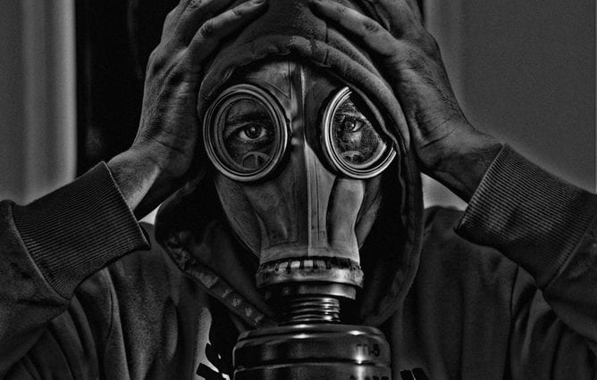 Chemical Weapons Mask