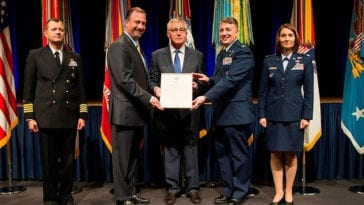 DTRA, SCC-WMD and SJFHQ-E Receive Military Award