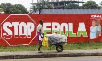 Stop Ebola in Liberia