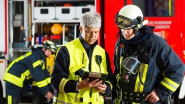 High Level of Sleep Disorders for Firefighters