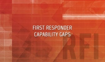 First Responder Capability Gaps