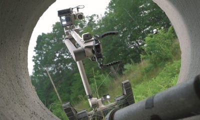 iRobot PackBot for CBRN and EOD Operations