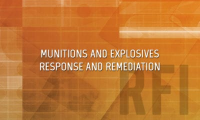 Munitions and Explosives Response & Remediation