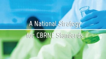 A National CBRNE Standards Strategy
