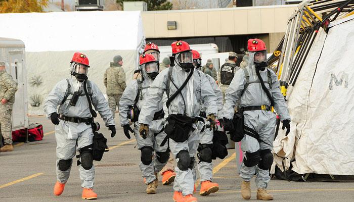 NY National Guard CBRN Exercise