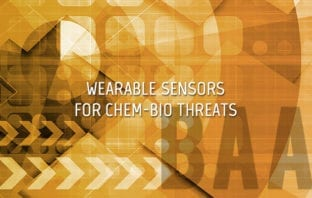 Wearable CBRN Sensors for Chem-Bio Threats
