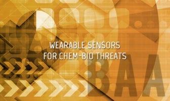 Wearable CBRN Sensors for Chem-Bio Threats