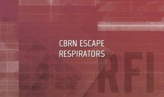 CBRN Escape Respirators