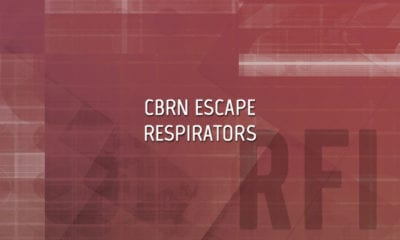 CBRN Escape Respirators