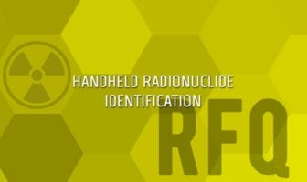 Handheld Radionuclide Detector