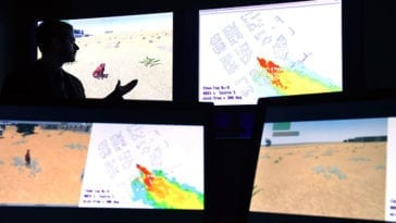 Navy's IED Simulation Training Program