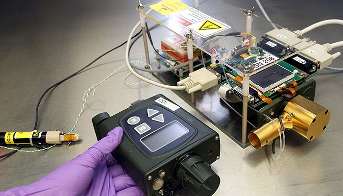JCAD Chemical Detector