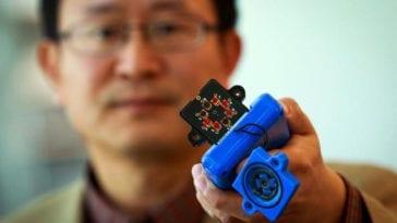 Vaporsens Nanotube Detector