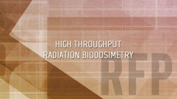 Radiation Biodosimetry Testing Systems