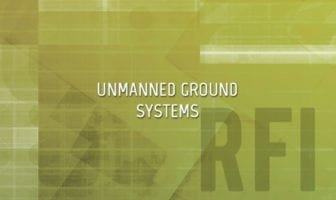 Unmanned Ground Systems for CBRN, EOD
