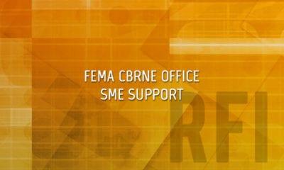 FEMA CBRNE Office Banner