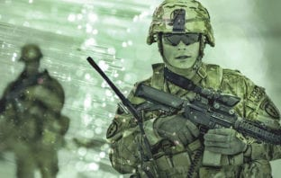 Wearable Sensors for Soldier Biometrics, CBRN