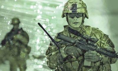 Wearable Sensors for Soldier Biometrics, CBRN