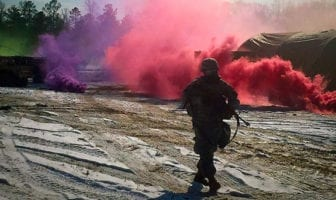 CBRNE Elimination Operations Exercise Fort A.P. Hill