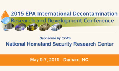 EPA Decontamination Research and Development Conference