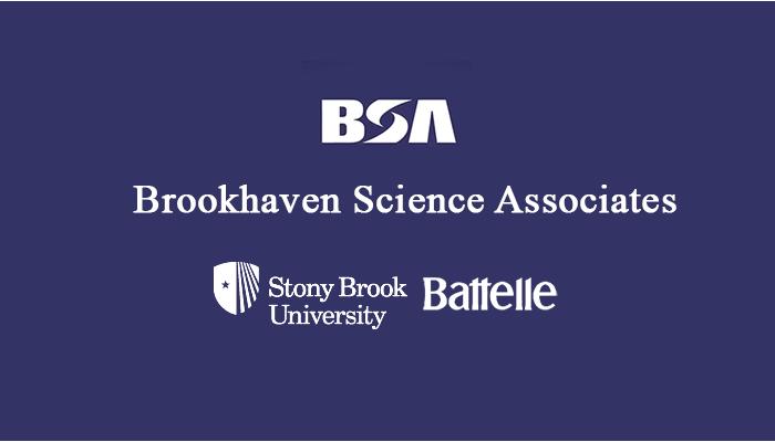 Brookhaven Science Associates BSA Logo