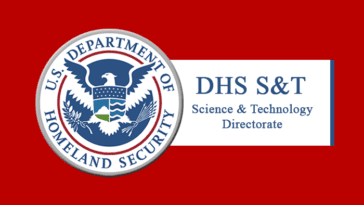 DHS Science & Technology S&T Logo
