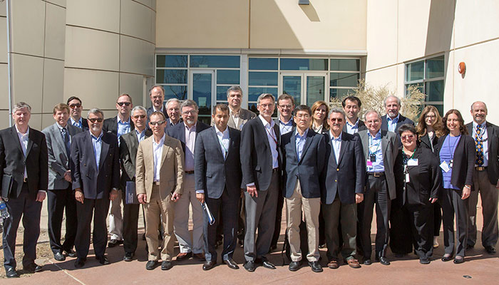 LANL Host Non-Proliferation Parties