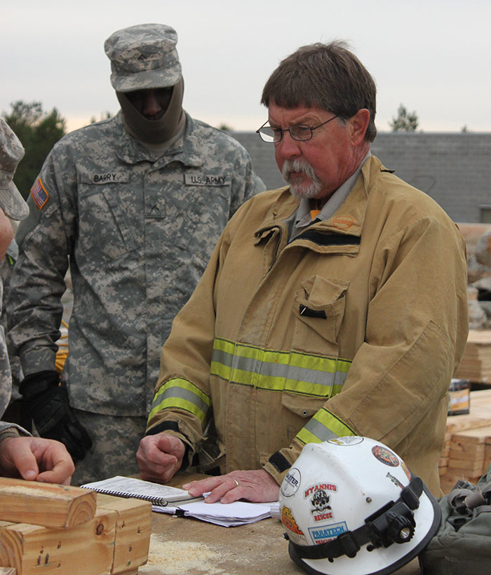 Search and Extraction Training at Guardian Centers