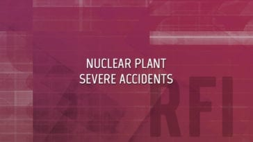 Nuclear Plant Severe Accidents