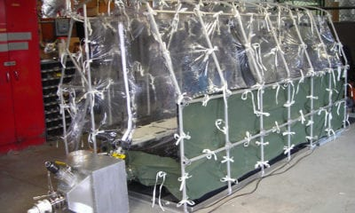 Aeromedical Biological Containment System (ABCS)