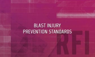 Blast Injury Prevention Standards
