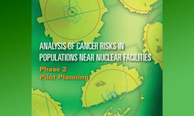 Analysis of Cancer Risks Near Nuclear Facilities