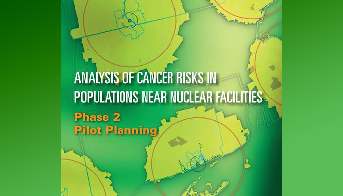 Analysis of Cancer Risks Near Nuclear Facilities