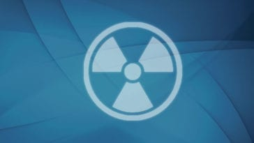 CBRNE Defense Nuclear-Radiological Hazard Symbol