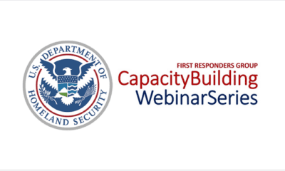 DHS First Responders Group Webinars