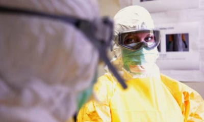 Ebola Preparedness Training