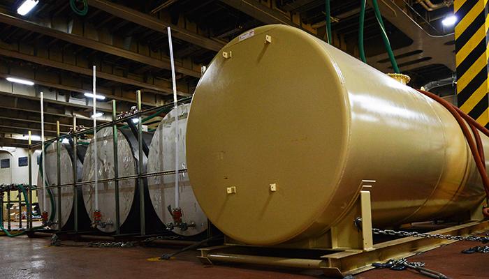 FDHS Field Deployable Hydrolysis System