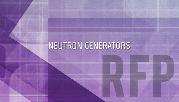 Neutron Generators for NSWCCD | CBRNE Central