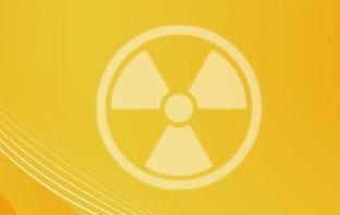 Radiation Hazard Symbol for Radiation Monitoring