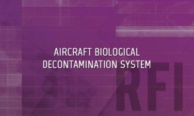 Aircraft Biological Decontamination System