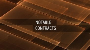CBRN Federal Notable Contracts
