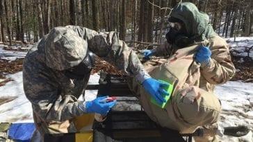 CBRNE Response Team Trains with FBI
