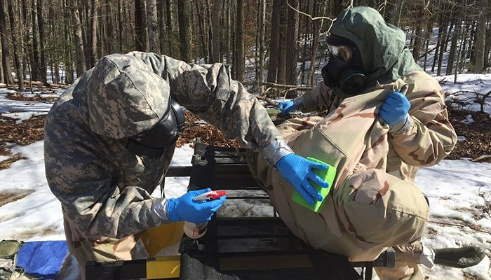 CBRNE Response Team Trains with FBI