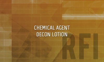 Chemical Agent Decontamination Lotion