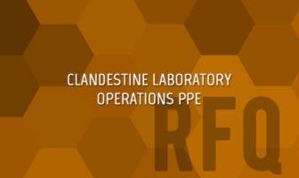 Clandestine Laboratory Seizure Operations